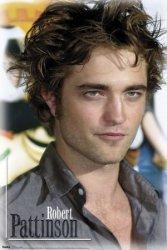 Pattinson Robert (glance) - plakat