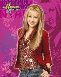 Hannah Montana - plakat