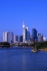 Fototapeta na ścianę - Frankfurt - 115x175 cm