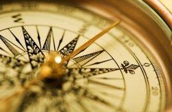 Fototapeta na ścianę - Kompas -  175x115 cm