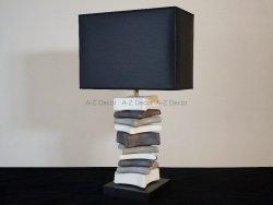 Lampa stołowa - CAREA - 35x18x60cm