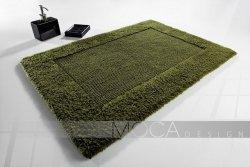 Dywanik łazienkowy - 50x80cm - Olive
