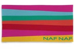 Ręcznik plażowy - 100% Bawełna - NAF NAF  Gower - 90x180cm