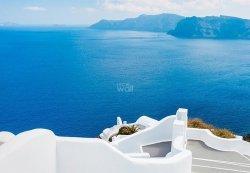 Fototapeta na ścianę - Wyspa Santorini 366x254 cm