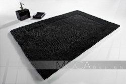 Dywanik łazienkowy - Czarny - 50x80cm