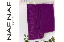 Ręcznik plażowy NAF NAF 90x180cm - Fiolet