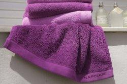 Ręcznik - Fioletowy -  NAF NAF - 30x50 cm