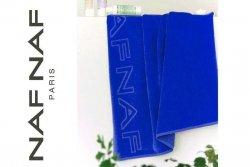 Ręcznik plażowy - Granatowy - NAF NAF - 90x180cm