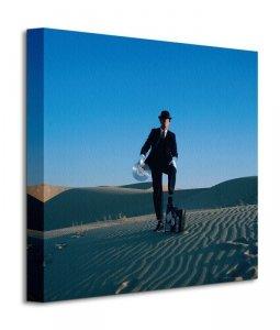 Pink Floyd (Invisible Man) - Obraz na płótnie