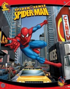 Spider-man (N.Y.C) - plakat