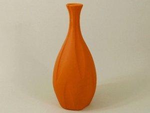 Wazon ceramiczny - Pomarańczka -17x42cm