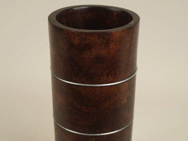 Wazon drewniany - 13x30,5cm