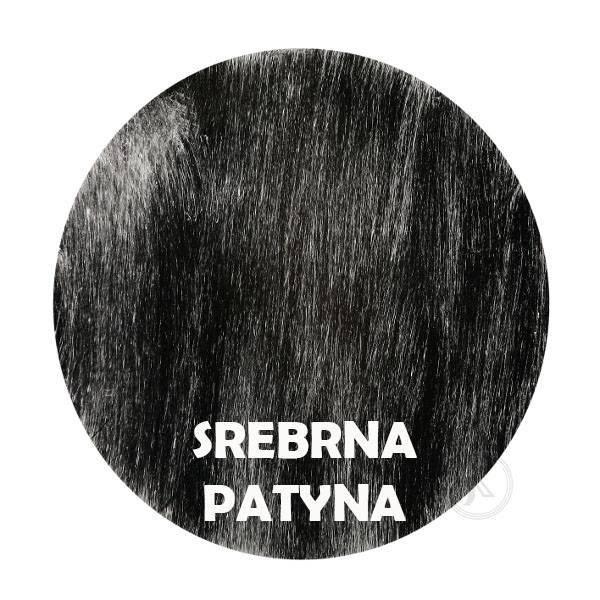 Srebrna Patyna - Kolor Kwietnika - Wąsy - DecoArt24.pl