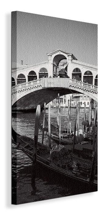 Rialto Bridge, Venice - Obraz na płótnie
