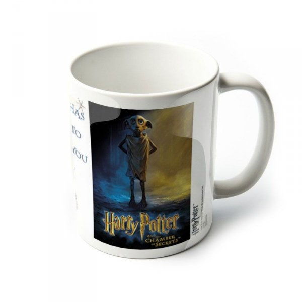Harry Potter Komnata Tajemnic Zgredek - kubek