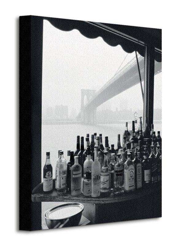 River Cafe (New York) - Obraz na płótnie