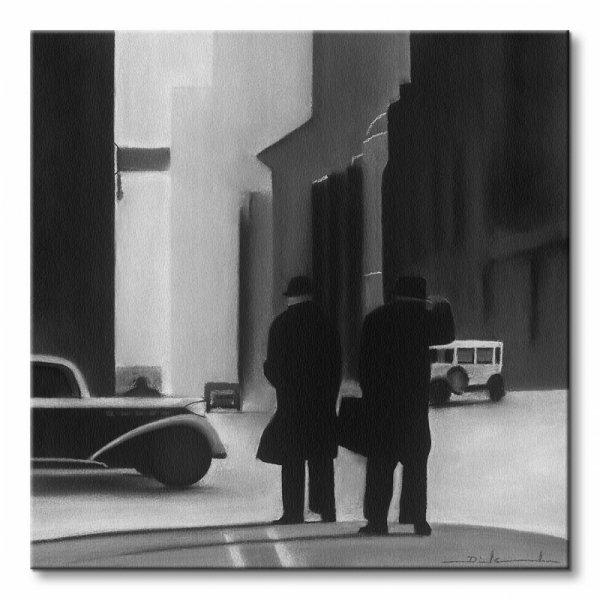 Waiting - Obraz na płótnie