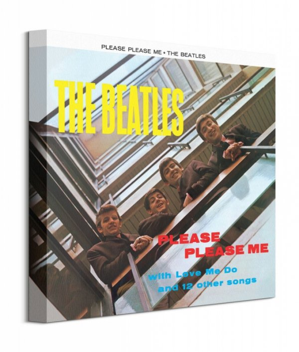 The Beatles Please Please Me - obraz na płótnie
