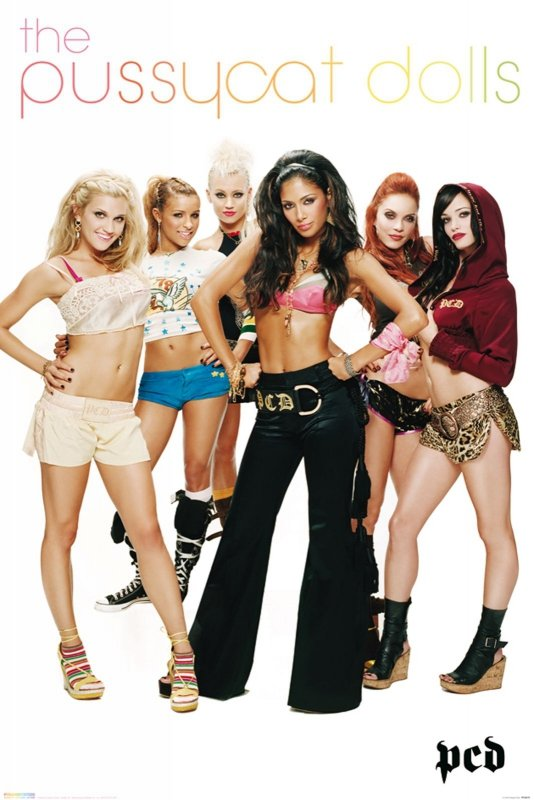 The Pussycat Dolls (Group) - plakat