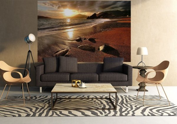 Fototapeta na ścianę - Rafailovichi, plaża - 175x115 cm