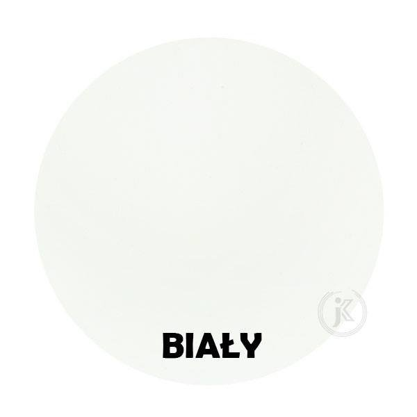 Biały - Kolor Kwietnika - Wąsy - Kolumna - DecoArt24.pl