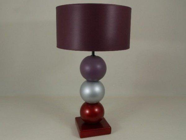 Lampa stołowa - Kule - 40x75cm