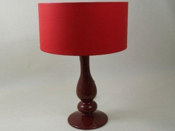 Lampa stołowa 40x59cm - Ceramiczna