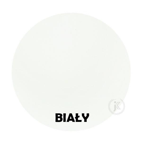 Biały - Kolor Kwietnika - Wózek - DecoArt24.pl