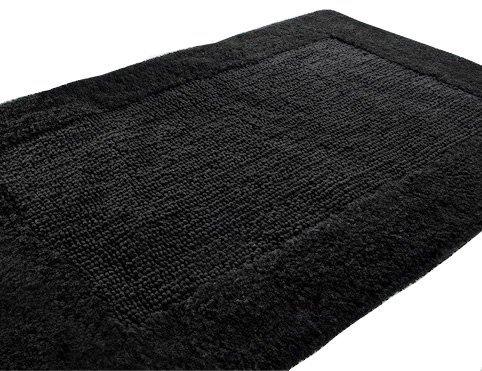 Dywanik łazienkowy - Czarny - 60x100cm