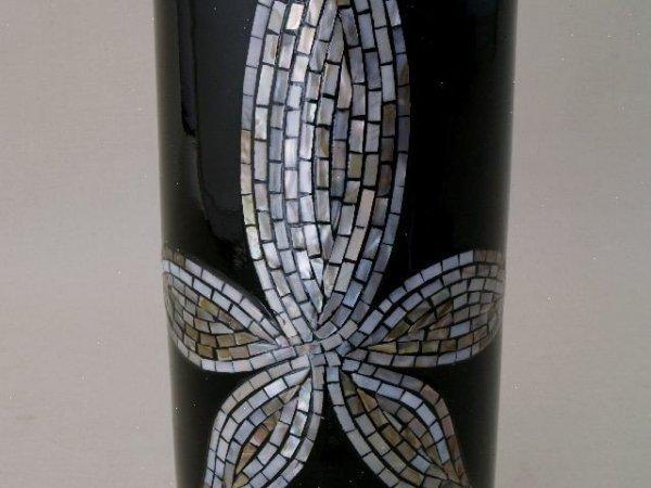 Wazon ceramiczny - Butelka XXL - 15x77cm