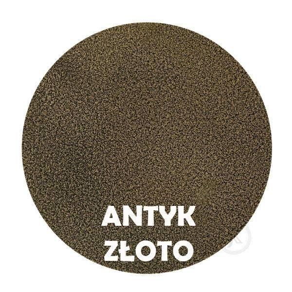 Kwietnik laska - Kolor antyk złoto -DecoArt24.pl