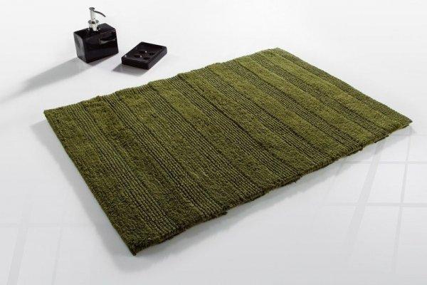 Dywanik łazienkowy- Oliwkowy - 50x80cm
