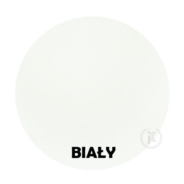 biały - Kolorystyka metalu - Kwietnik metalowy - Sklep DecoArt24.pl