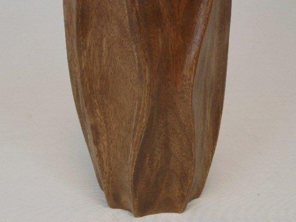 Wazon drewniany 15x38cm