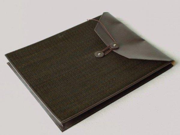 Teczka na dokumenty - 25x32cm - Ekoskóra