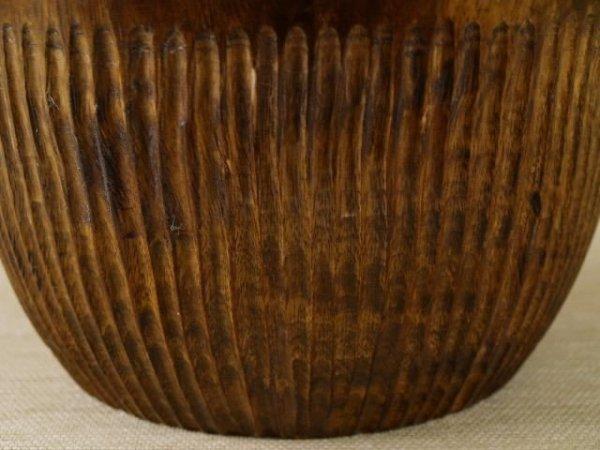 Pojemnik na lód - Drewniany - 23x23cm