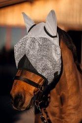 COVALLIERO Maska przeciw owadom z ochraniaczem na uszy UV  24H