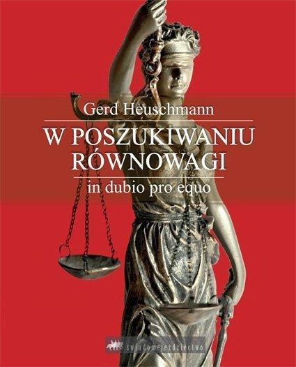 KSIĄŻKA W poszukiwaniu równowagi Gerd Heuschmann 24H