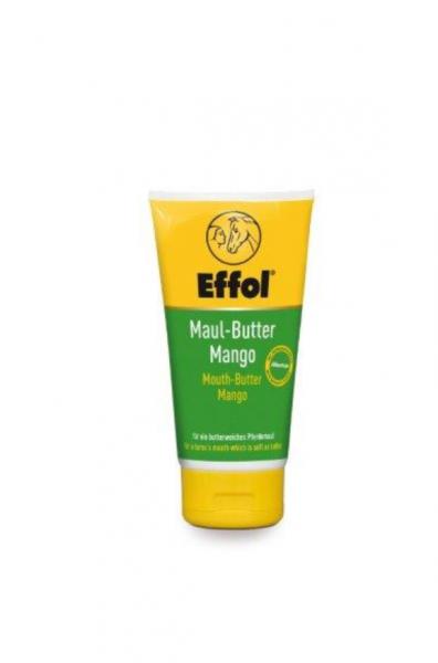 EFFOL MOUTH-BUTTER MANGO Smakowa pasta wspomagająca żucie i ślinienie się konia 24H