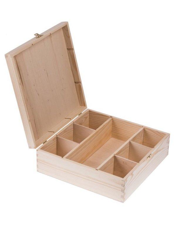 Karafka + 6 Szklanek w Pudełku GRAWER