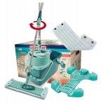 Mop obrotowy Leifheit 52014 Clean Twist M 33 cm z kółkami 52050 + nakładka Micro Duo
