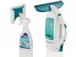 SET: Odkurzacz, myjka do szyb, płyn Leifheit 51021 Dry&Clean
