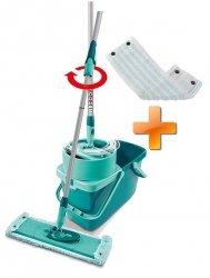 Mop obrotowy Leifheit 52015 Clean Twist Extra Soft XL 42 cm + Nakładka Micro Duo