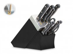 Noże w bloku Delimano Chef Power 10 PCS