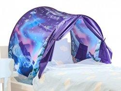 Namiot na łóżko 110002626 Dream Tents Winter Fantasy | ZIMOWA KRAINA | Dormeo | Top Shop | Baldachim