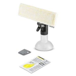 Kärcher ZESTAW EXTRA spryskiwacz + pad z mikrofibry do mycia szyb i szkła