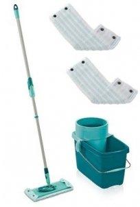 Mop obrotowy Leifheit Clean Twist M 33 cm + 2 nakładki Micro Duo | 52014/2*55320