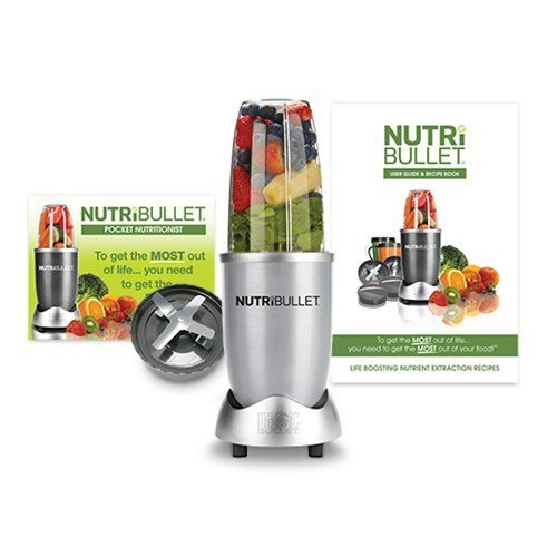 Ekstraktor NutriBullet 600 Silver 105960095