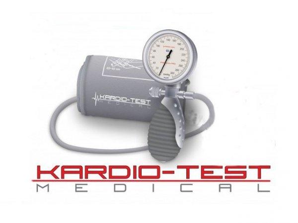 Ciśnieniomierz zegarowy naramienny Kardio-Test KT-Precision PRO