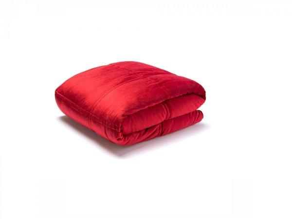 Koc w poduszce 4 w 1 Dormeo Cozy | 140 x 200 cm | 110012969 | CZERWONY